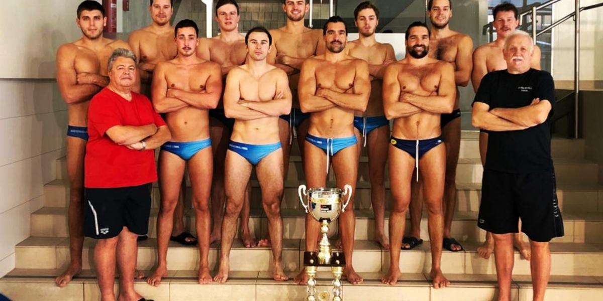 Cupsieger 2018: Wasserball Club Tirol